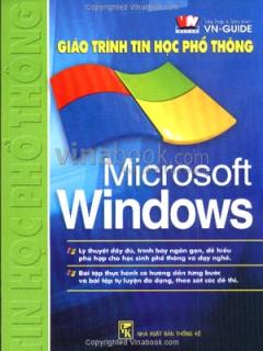 Microsoft Windows - Giáo Trình Tin Học Phổ Thông