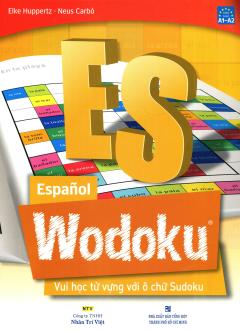 Espanol Wodoku - Vui Học Từ Vựng Với Ô Chữ Sudoku