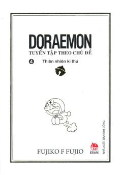 Doraemon - Tuyển Tập Theo Chủ Đề (Tập 4) - Bìa Mềm