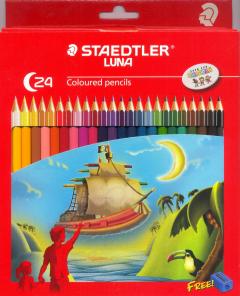 Chì Màu Staedtler Luna 24M (136 C24 TH)