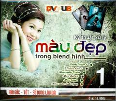 CD Kỹ Thuật Xử Lý Màu Đẹp Trong Blend Hình - CD1
