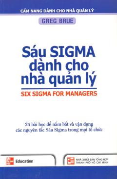 Sáu SIGMA Dành Cho Nhà Quản Lý