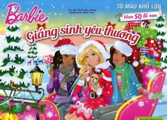 Barbie - Giáng Sinh Yêu Thương (Tô Màu Khổ Lớn)