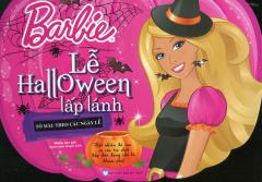 Barbie - Lễ Halloween Lấp Lánh (Tô Màu Theo Các Ngày Lễ)