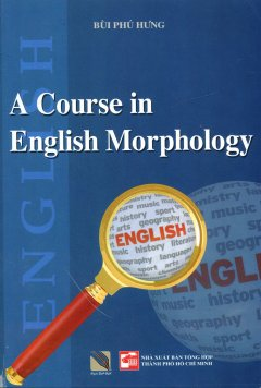 A Course In English Morphology