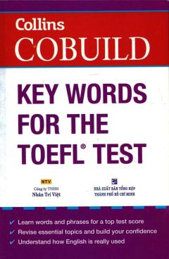 Collins Cobuild - Key Words For The Toefl Test