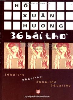 Hồ Xuân Hương - 36 Bài Thơ