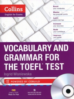 Collins - Vocabulary And Grammar For The Toefl Test (Kèm 1 CD)
