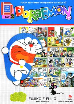 Doraemon - Tuyển Tập Tranh Truyện Màu Kĩ Thuật Số - Tập 2