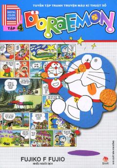 Doraemon - Tuyển Tập Tranh Truyện Màu Kĩ Thuật Số - Tập 4