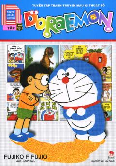 Doraemon - Tuyển Tập Tranh Truyện Màu Kĩ Thuật Số - Tập 5