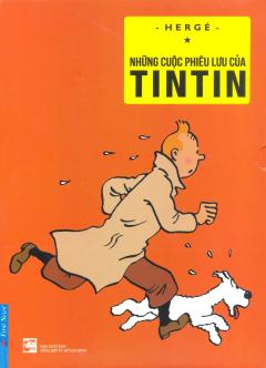 Những Cuộc Phiêu Lưu Của Tintin (Hộp 10 Cuốn)