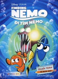 Truyện Tranh Từ Màn Ảnh - Đi Tìm Nemo