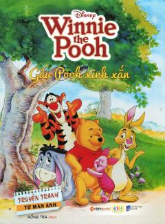 Truyện Tranh Từ Màn Ảnh - Gấu Pooh Xinh Xắn