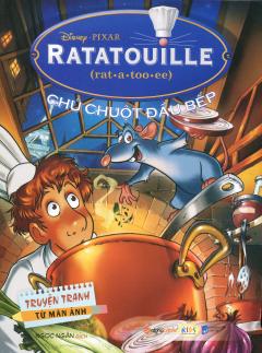Truyện Tranh Từ Màn Ảnh - Chú Chuột Đầu Bếp