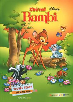 Truyện Tranh Từ Màn Ảnh - Chú Nai Bambi