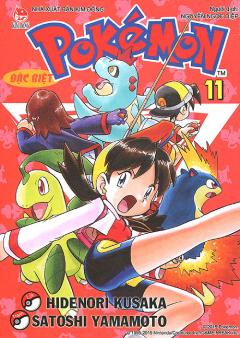 Pokemon Đặc Biệt - Tập 11