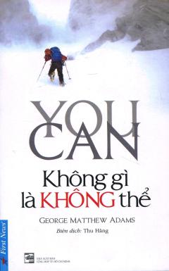 You Can - Không Gì Là Không Thể (Tái Bản 2015)