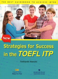 Strategies For Success In The TOEFL ITP (Kèm 1 CD)