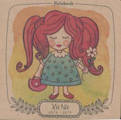 Notebook: 12 Cung Hoàng Đạo - Xử Nữ