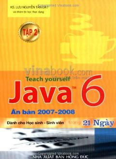 Tự Học Java 6 Trong 21 Ngày - Tập 2