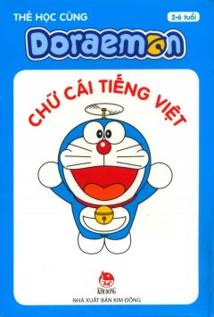 Thẻ Học Cùng Doraemon - Chữ Cái Tiếng Việt (Tái Bản 2015)