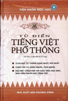 Từ Điển Tiếng Việt Phổ Thông (Tái Bản Có Sữa Chữa Và Bổ Sung)