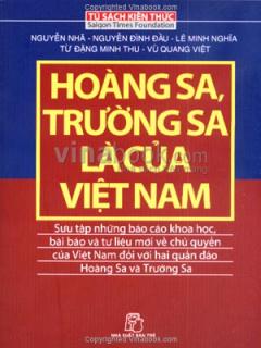 Hoàng Sa, Trường Sa Là Của Việt Nam (Tủ Sách Kiến Thức)