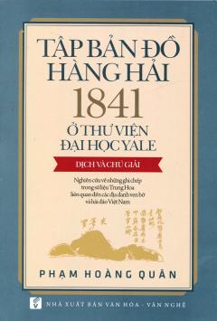 Tập Bản Đồ Hàng Hải 1841 Ở Thư Viện Đại Học Yale
