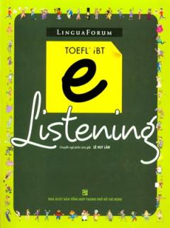LinguaForum TOEFL iBT e  Listening (Kèm 2 CD)