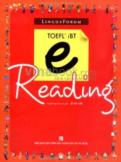 LinguaForum TOEFL iBT e - Reading