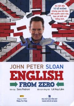 English From Zero (Kèm 1 CD)