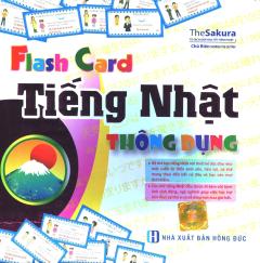 Flash Card - Tiếng Nhật Thông Dụng