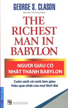 Người Giàu Có Nhất Thành Babylon (Tái Bản)