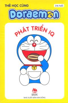 Thẻ Học Cùng Doraemon - Phát Triển IQ (Tái Bản 2015)
