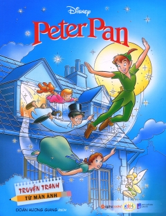 Truyện Tranh Từ Màn Ảnh - Peter Pan