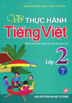 Vở Thực Hành Tiếng Việt Lớp 2 - Tập 2