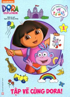 Dora The Explorer - Tập Vẽ Cùng Dora! (Tập 1)