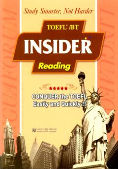 TOEFL IBT Insider Reading