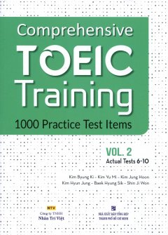 Comprehensive TOEIC Training - 1000 Practice Test Items (Vol.2) - Kèm 1 CD