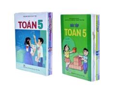 Bộ Sách Giáo Khoa Lớp 5 (Bài Học + Bài Tập)