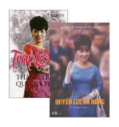 Combo Madam Nhu Trần Lệ Xuân - Quyền Lực Bà Rồng (Bộ 2 Cuốn)