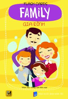 Flash Cards: Family - Gia Đình