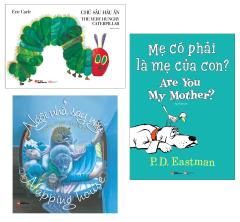 Combo Picture Book Kinh Điển - Chú Sâu Háu Ăn (Bộ 3 Cuốn)