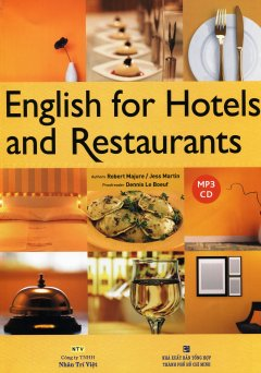 English For Hotels And Restaurants (Kèm 1 CD)