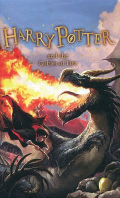 Notebook Harry Potter And The Goblet Of Fire