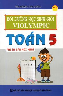 Bồi Dưỡng Học Sinh Giỏi Violympic Toán 5