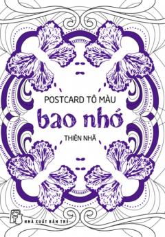 Postcard Tô Màu - Bao Nhớ