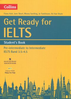 Collins - Get Ready For IELTS - Student's Book (Kèm 1 CD)