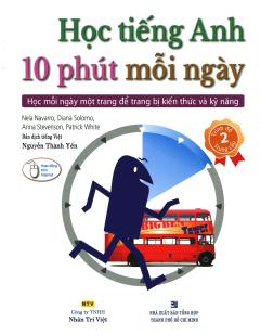 Học Tiếng Anh 10 Phút Mỗi Ngày - Trình Độ Trung Cấp (Kèm 1 CD)